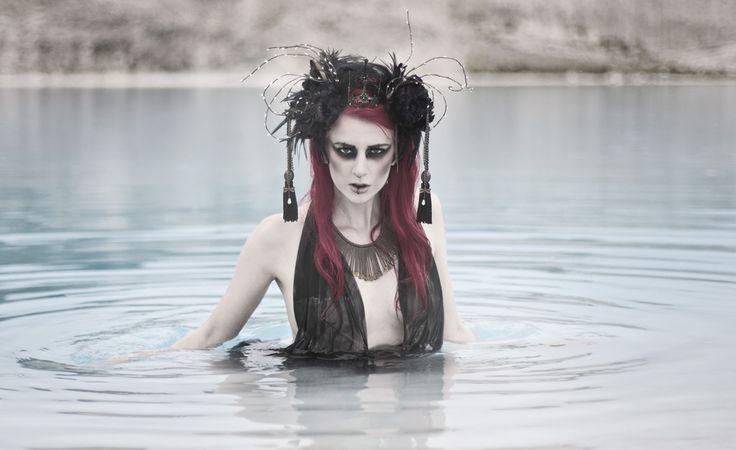The women in the lake by Sandra Bennetzen on 500px