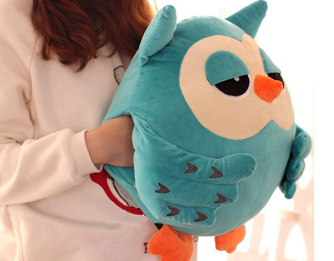 RM40.00 Sleepy Owl Hand Warmer Pillow