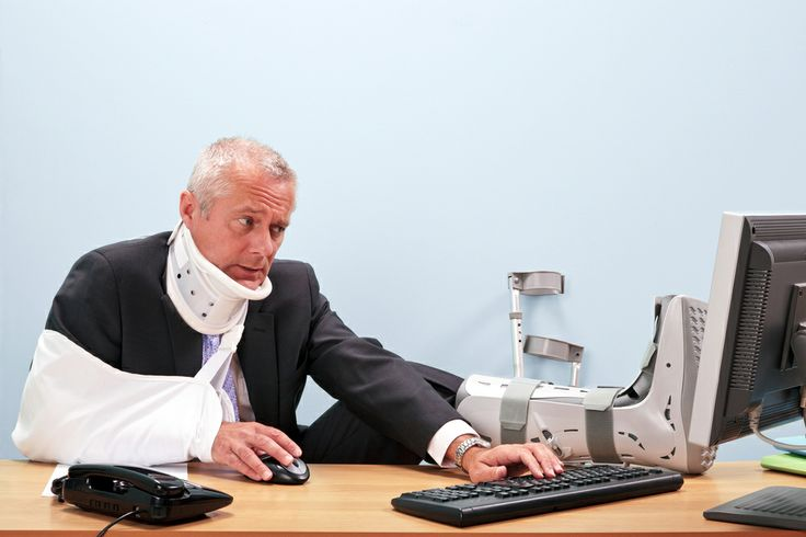 Victims of Work Accidents Must Claim Compensation