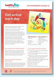 Healthy Kids : NSW Premier's Sporting Challenge