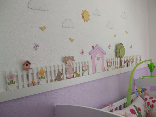 Country madera painting madera country pinterest - Dormitorios infantiles tematicos ...