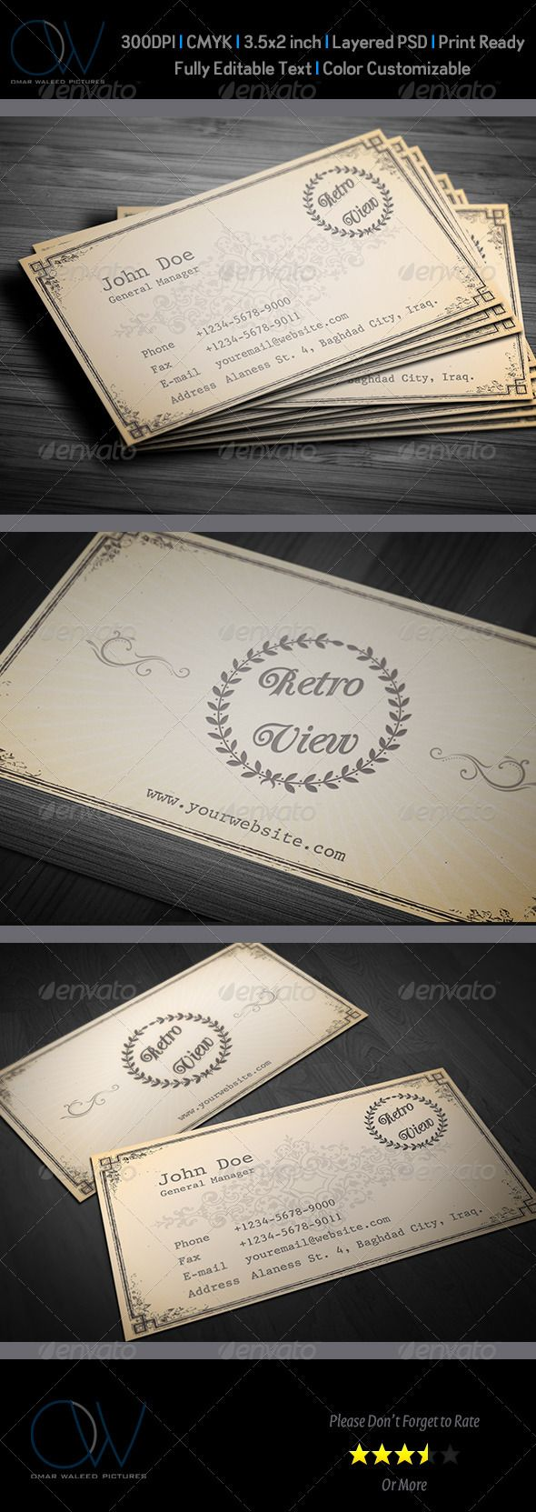 93 Best 80 Awesome Vintage Business Cards Images On Pinterest