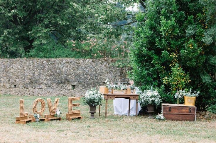 Love Welcome Wedding design Love accueil invités Mariage