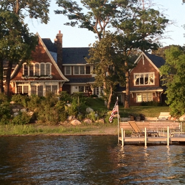 74 Best Awesome Lake Houses Images On Pinterest