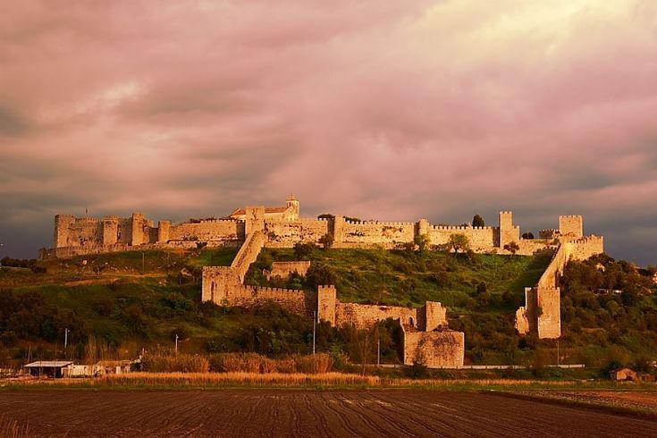 Castelo de Montemor-O-Velho | Fotografia de Antonio de Sousa Ribeiro de Jesus