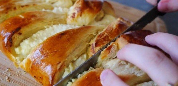 Brânză de lămâie Se coace Editat