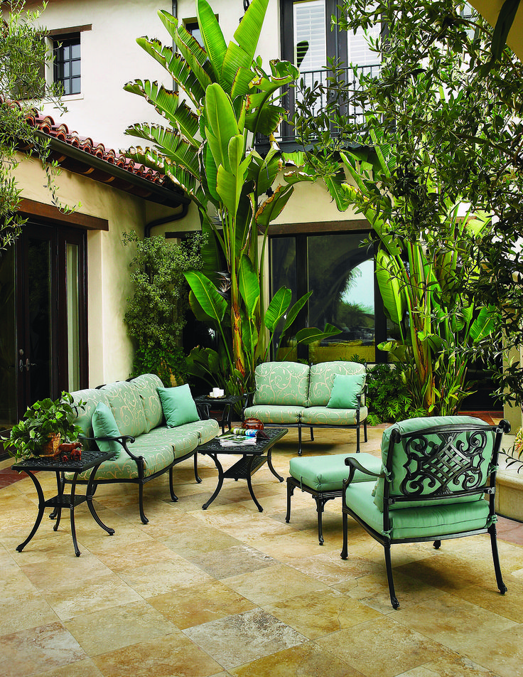 Gensun Casual Living : 53 best Patio Furniture images on Pinterest  Patios ...
