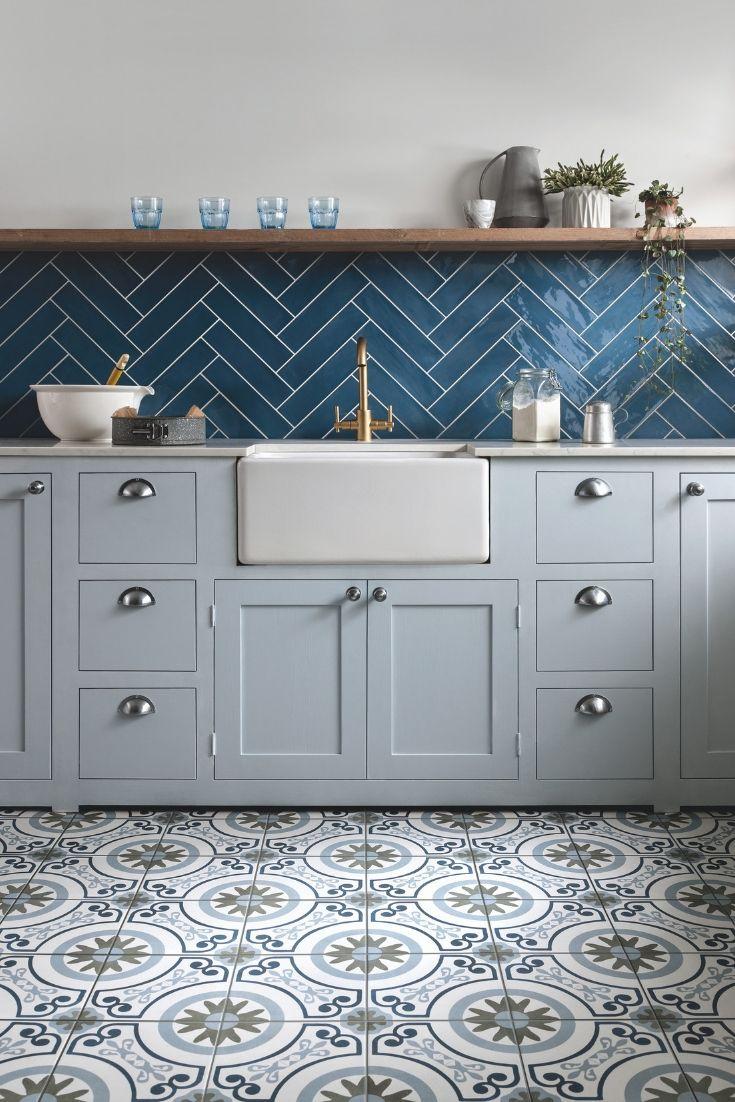 30 Affordable Kitchen Wall Tile Design Ideas To Try Right Now Modern Kitchen Tiles Kitchen Wall Tiles Design Kitchen Flooring