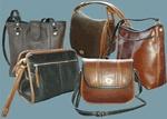 Leather Handbags   Carteras de cuero
