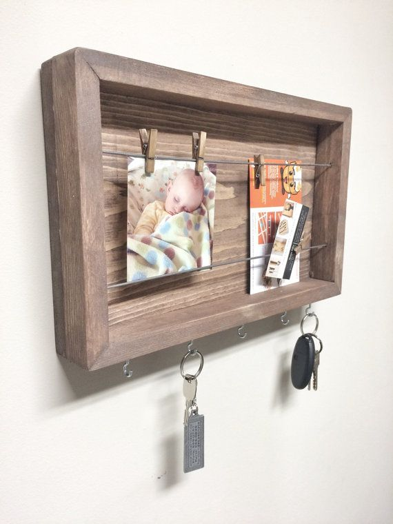 Best 25+ Clothespin picture frames ideas on Pinterest ...