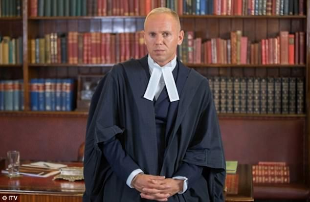 Horner even went to the extremes of faking invoices to fool producers and Judge Rinder (pictured) himself, who handed out the show's maximum level of damages