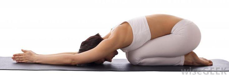 images of yoga | woman doing gentle yoga