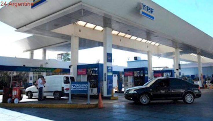 Las estaciones de servicio de YPF se convertirán en la tercera red nacional de cajeros automáticos