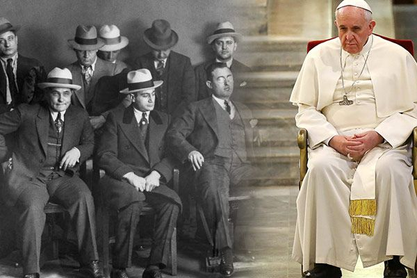 Pope Francis Excommunicated the Mafia