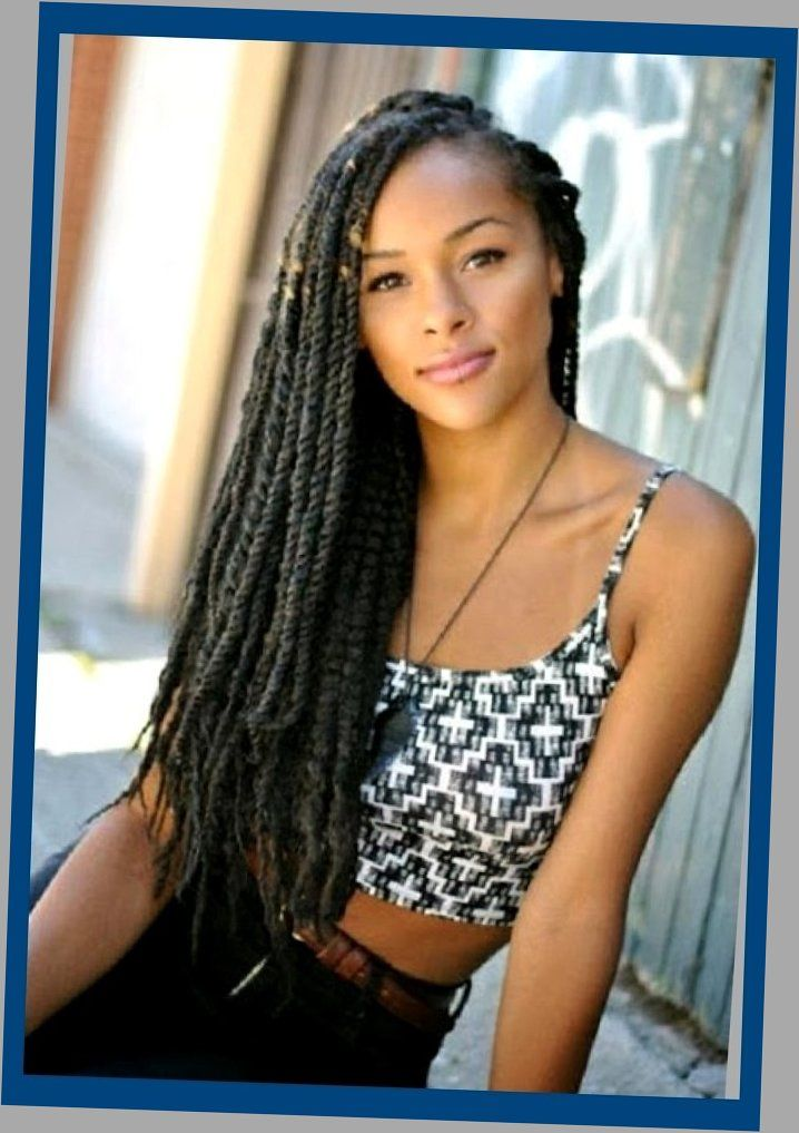 50 Best Black Braided Hairstyles To Charm Your Looks 2016