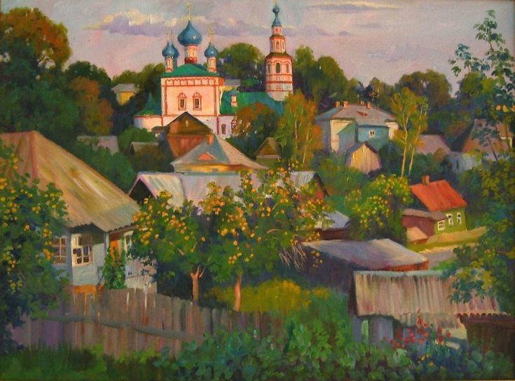 Дианов Михаил Николаевич (род. 1981) Яблочный Спас.