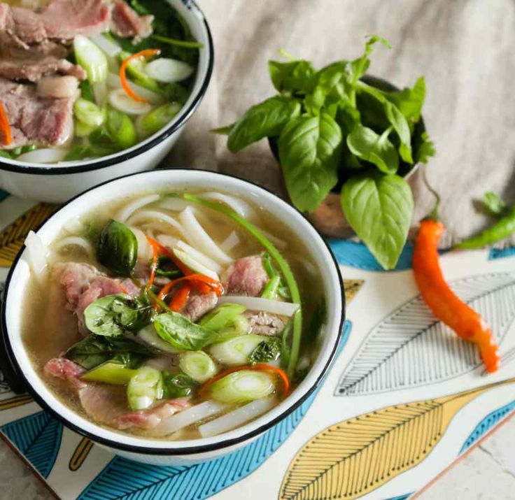 Episodes 1 and 2 Beef Pho