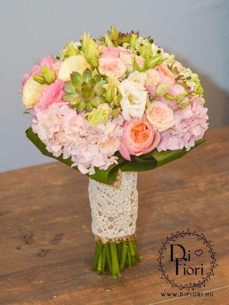 Menyasszonyi csokor / Wedding bouquet