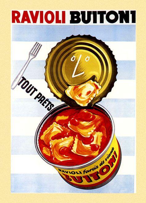 Vintage Advertising Posters   Italian