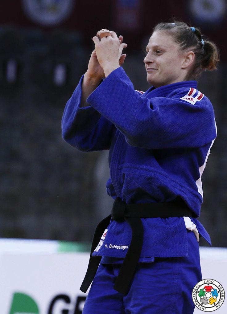 Alex Schlesinger - Judo.