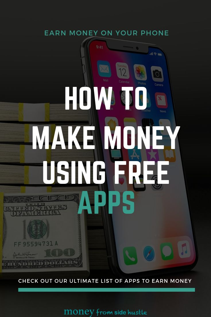 How to make money by apps – Apps that pay