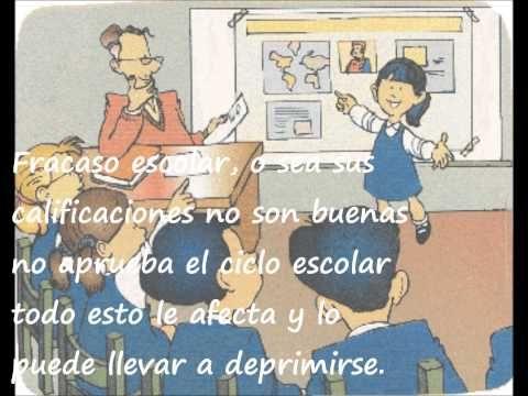 Depresion Infantil Maria - YouTube