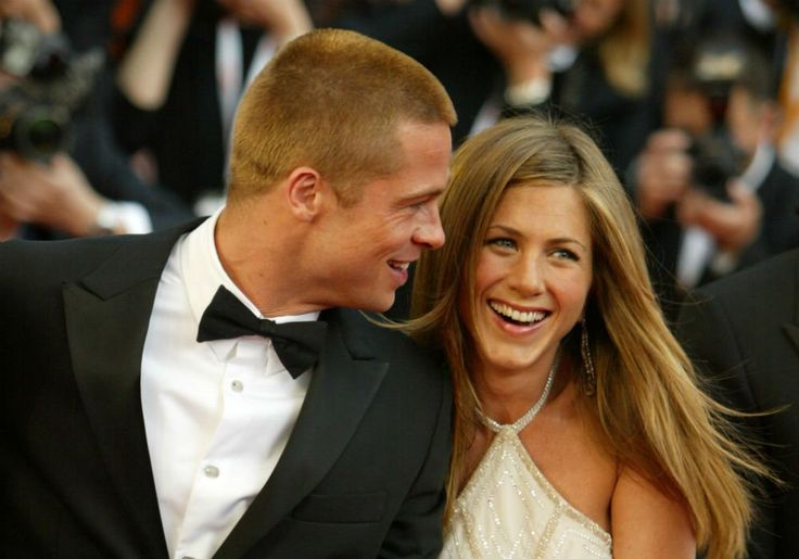 Brad Pitt And Jennifer Aniston Reportedly Taking 'Another Shot At Love' Following His Nasty Split From Angelina Jolie #AngelinaJolie, #BradPitt, #JenniferAniston, #JustinTheroux celebrityinsider.org #Hollywood #celebrityinsider #celebrities #celebrity #celebritynews
