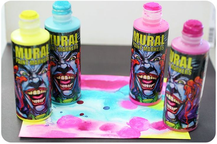 126 best chroma mural paint images on pinterest basel for Chroma mural paint markers