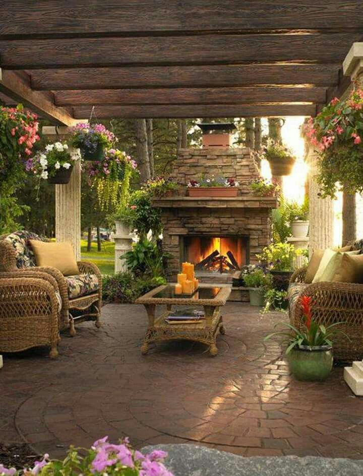 Gainesville Luxury Designer Home: 25+ Best Ideas About Outdoor Fireplace Designs On
