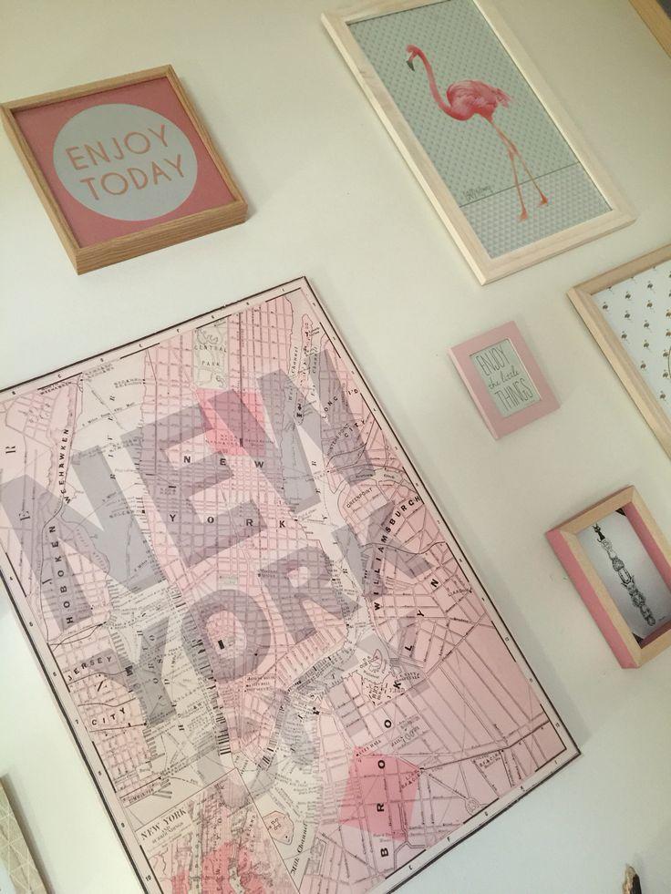 New York. Enjoy today. Enjoy the little things.