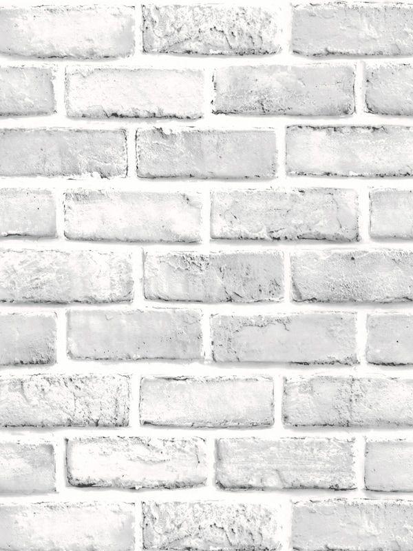 3d Self Adhesive Brick Wall Sticker Shein Sheinside Faux Brick Wallpaper Brick Wallpaper Wall Stickers Wallpaper