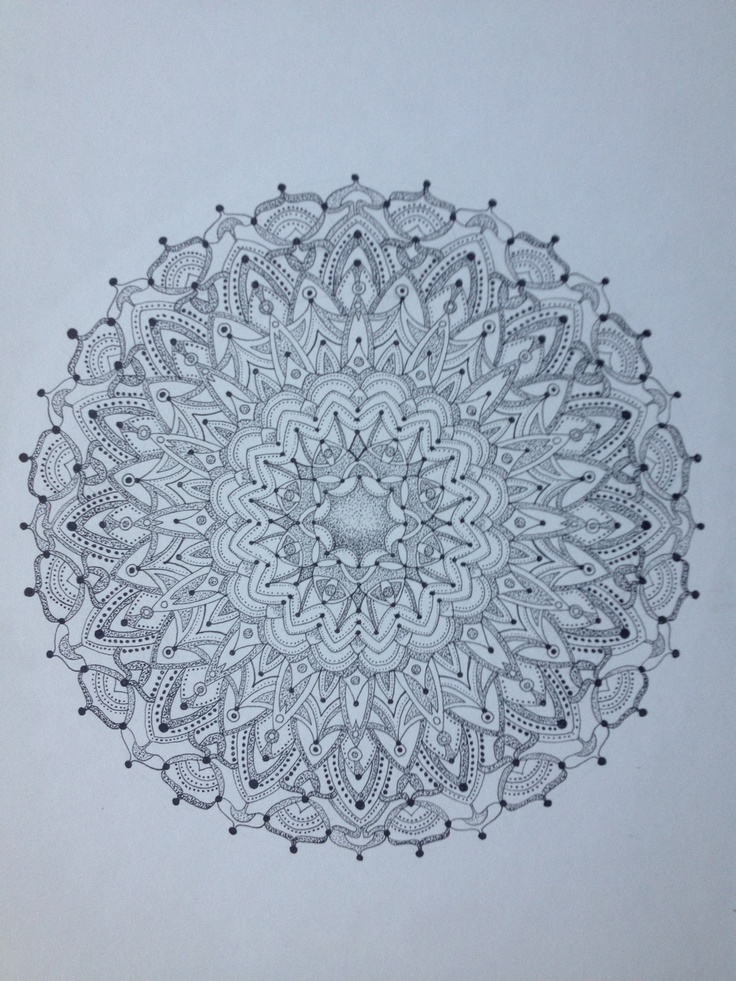My new mandala