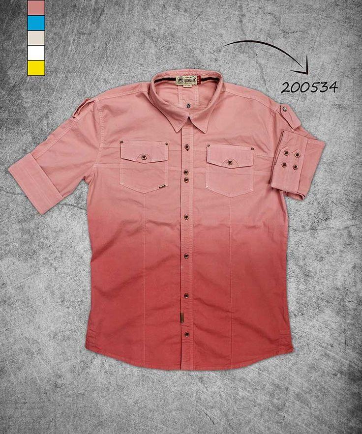 camisa-manga-tres-cuartos-color-rosa-con-degradado-shirt-three-quarter-sleeve-pink-color-with-blur-200534