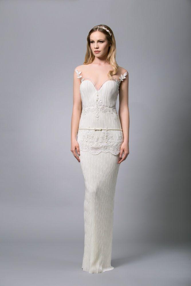 Lisia Wedding Gown – Florina Ivascu – Rochie de mireasa Lisia
