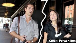 'Real Housewives' Star Bethenny Frankel Splits with Husband