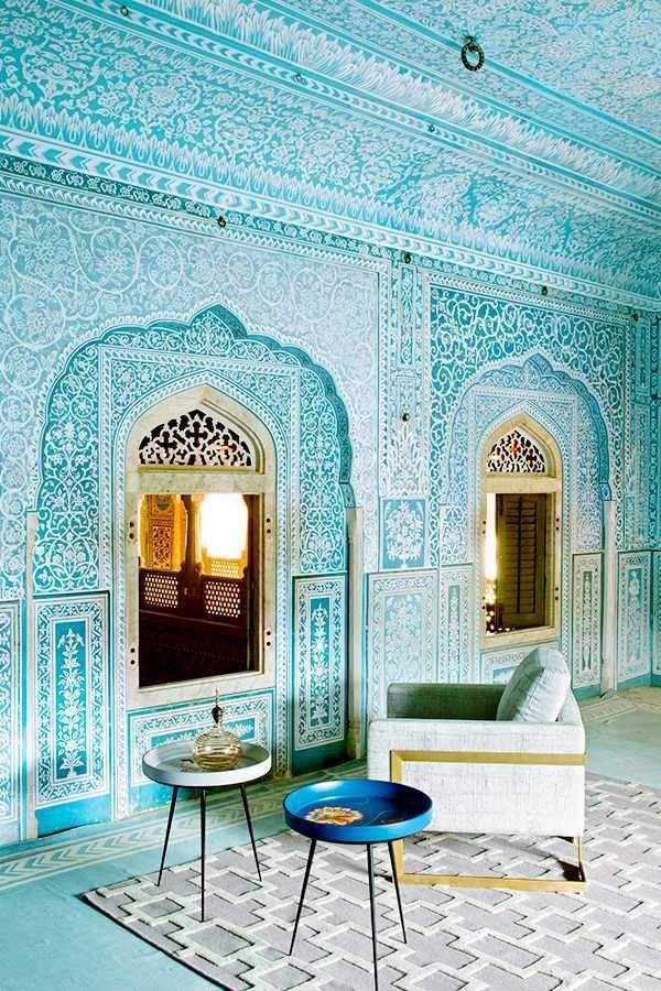 Samode Palace, Jaipur                                                                                                                                                                                 More