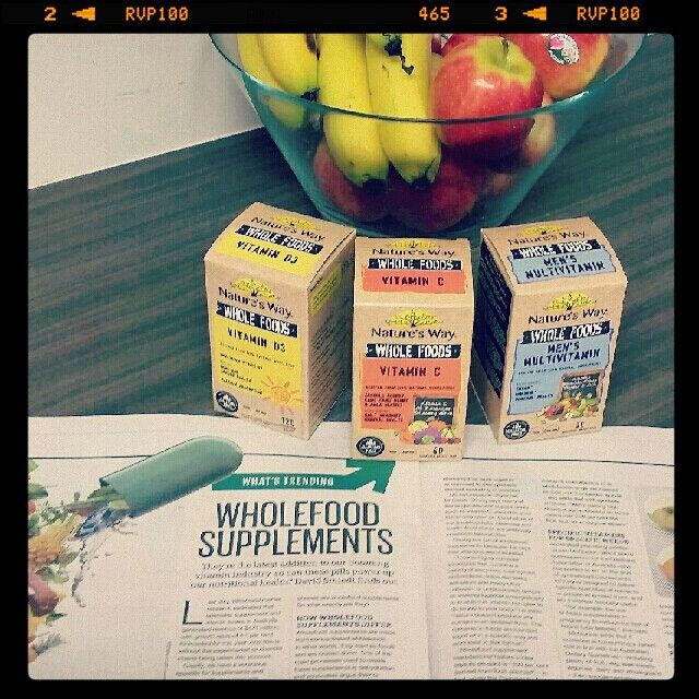 What's trending in Australia?  According to @bodyandsoul_au magazine its WholeFood supplements! Whole Food vitamins are prestige supplements that your body will noticeably benefit from. Finding all-natural supplements in Australia has not been easy, which is why Nature's Way brought out the WholeFoods range to supermarkets across this wide, wild land. Article can be found on page 14 of Body+Soul 22nd of Feb edition.