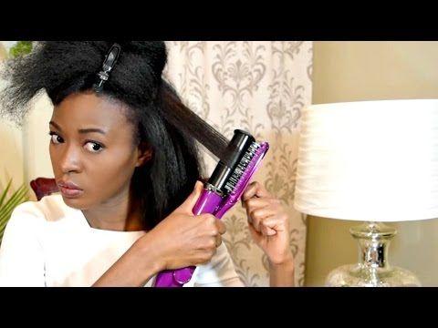 Instyler On Black Natural Hair