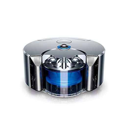 Amazon ダイソン 掃除機 ロボット掃除機 Dyson 360 Eye Rb01 Nb ニッケル ブルー Dyson ダイソン Dyson ダイソン ダイソン 掃除機 ダイソン 掃除機
