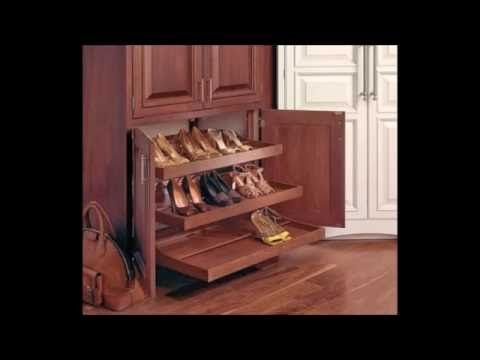 Ide Dekorasi Rak Sepatu Kesayangan