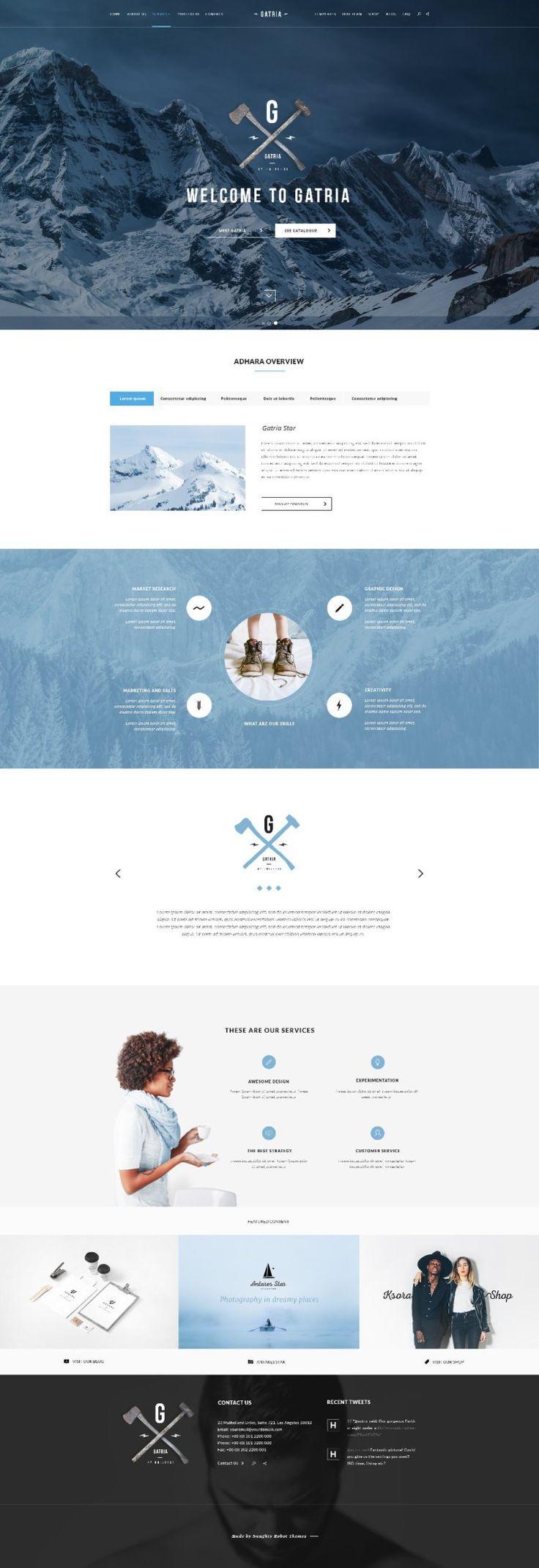 Hydrus Web Design Inspiration by naughtyrobot part 2