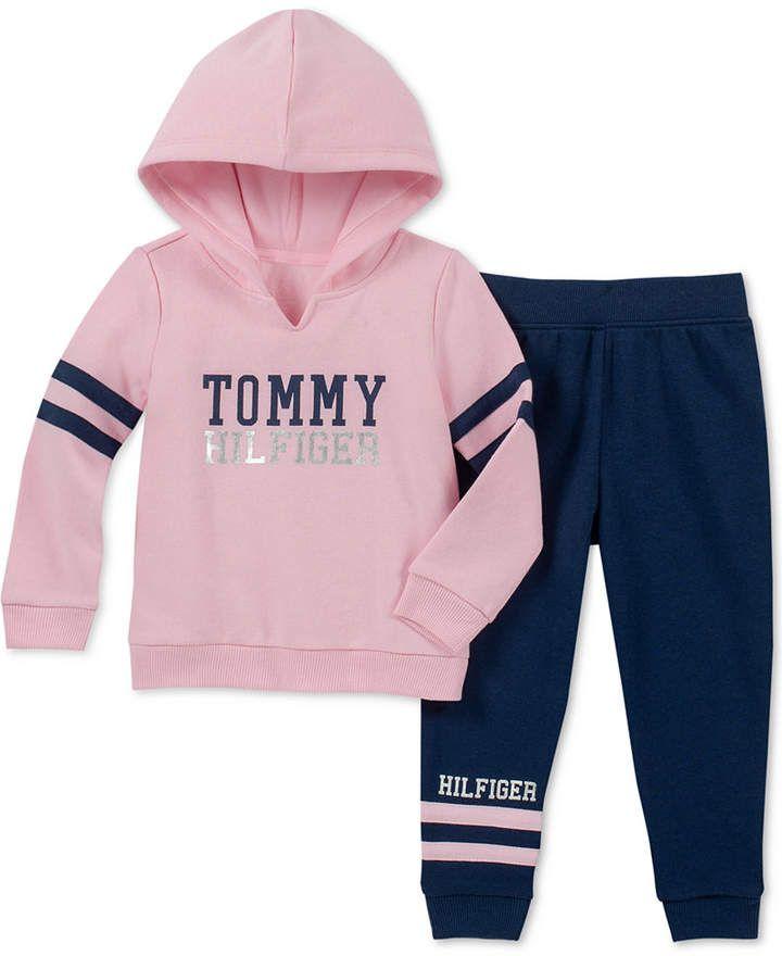 Tommy Hilfiger Tommy Floral Graphic Hoodie Sudadera para Beb/és