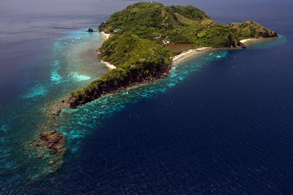 Apo Island, Dumaguete City, Philippines
