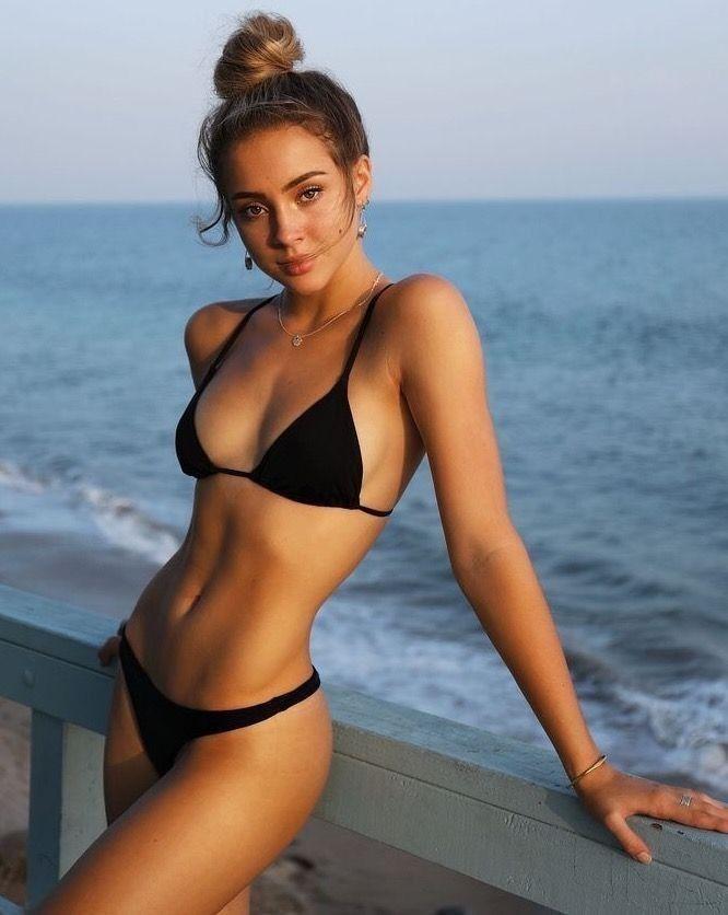 Sexy in bikinis
