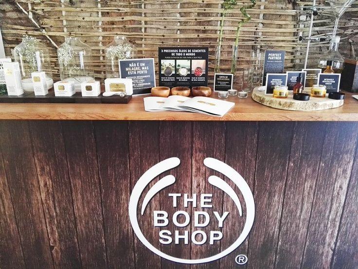 Novidades The Body Shop Verão 2015