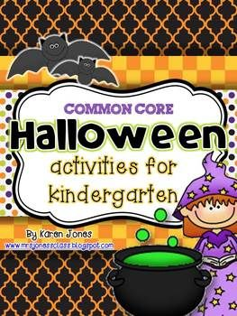 halloween activities for kindergarten - Halloween Art For Kindergarten