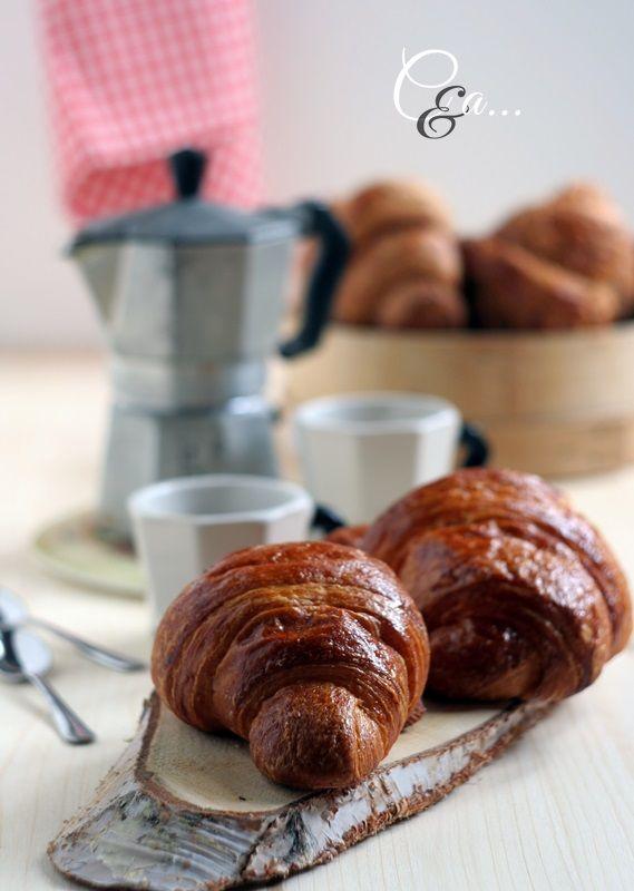 Cucinando e assaggiando...: Le Croissant...