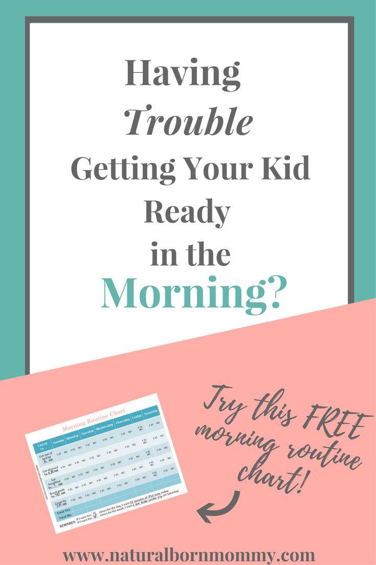 Best 25+ Morning Routine Chart Ideas On Pinterest