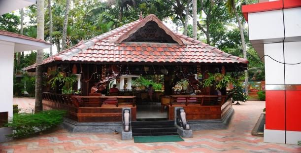 """Tucked away from the stresses and strains of the city, the Akhil Beach Resort at Varkala offers traditional hospitality and service, mixing pleasure and tranquillity. The Discovery Channel rated it very highly – """"one of the top 10 seasonal beaches of the world"""". The Akhil Beach Resort is 54 kilometres from the capital city of Thiruvananthapuram."""