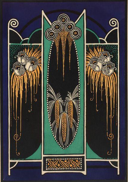1000 Ideas About Art Deco Print On Pinterest Erte Art